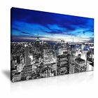 NEW YORK CITY Manhattan Skyline Canvas Framed Print 23 ~ More Size