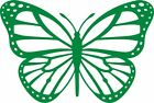 Butterfly Vinyl Decal Oracal High Quality Car Window Art Nat