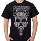 NEW Authentic CORROSION OF CONFORMITY COC New Skull T-Shirt Size Adult M Medium