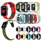 Replacement New Silicone Sport Bracelet Strap For Apple Watch Bands Series 2 /1