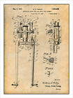 1929 Harley Davidson Front Fork & Assembly Patent Print Art Drawing Poster $24.99 USD on eBay
