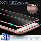 Full Coverage 3D Premium Tempered Glass Screen Protector For iphone 6 6S 7 Plus