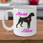 Boxer Mug - Boxer Mom - Cute Coffee Cup Gift For Boxer Dog Lovers
