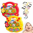 Farm Animal Piano Musical Toy Educational Developmental for Baby Kids Gift New