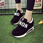 Fashion Womens Sneakers Athletics Breathable Casual Lace Up Running Shoes New