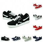 New Mens Breathable Sports Shoes Casual Lace Up Sneakers Running Athletic Shoes