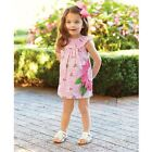 Mud Pie Rose Dress Girl Size 3M-5T #1142159 NWT