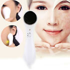 E Electric Facial Cleanser Ionic Massager Anti Aging Vibrating Massage Skin Care
