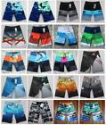 Casual Men's Boardshorts Surf Board Shorts Quick Dry Swimwear Beach Trunks
