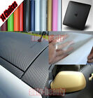 All Sizes - Hot PVC 3D Car Carbon Fiber Vinyl Wrap Sticker Film Decal 12 Choices