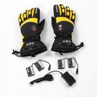 Thermo Gear Rechargeable Heated Gloves Outdoor Fishing Hunting Snowboard Ski