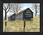 Treat yourself, framed print, by artist, Billy Jacobs (BJ1099)