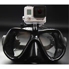 Diving Glasses Scuba Snorkelling Mask Goggles Mount For GoPro Hero 5/4/3 Xiaomi