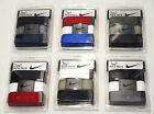 NIKE Golf Men's 3-in-1 Web Pack Belts One Size Fits All Up To 42""