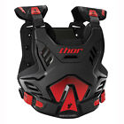 NEW THOR RACING SENTINEL GP Adult Body Armour RED Chest Protector Motocross