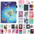 For Apple Ipad 2 3 4 Mini Air 2 Stand Magnetic Smart Pattern Leather Case Cover