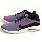 Nike Air Max Modern Flyknit Photo Blue/Black Lifestyle Running Shoes 876066-401