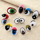 Plastic Cartoon Eyes For Kid Toy Teddy Bear Doll Puppet Making Craft  Washers