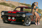 1966 Ford Mustang PRO-TOURING SHELBY GT350R TRIBUTE COUPE