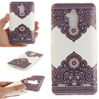 Colorful Patterned Soft Rubber Silicone TPU Gel Back Case Cover For ZTE Series