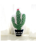 Plush toy stuffed doll INS sofa warm pillow cushion pineapple Cactus pattern 1pc