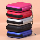 2.5'' External HDD Hard Disk Drive Protect Holder Zipper Carry Case Cover Pouch