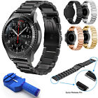 Premium Stainless Steel Watch Band For Samsung Gear S3 Frontier / S3 Classic