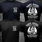 special t shirts - NSWDG Devgru Seal Team 3 ST-3A Dark Angel US Army Special Force T-shirt
