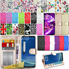 For Samsung Galaxy S8 - Wallet Leather Case Flip Cover + Screen Protector