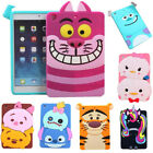 For Ipad Mini 1 2 3/air Kids 3d Cartoon Soft Rubber Silicone Gel Skin Case Cover
