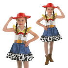 Rubies Kids Official Licensed Toy Story Jessie Disney Girls Fancy Dress Costume