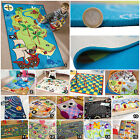 QUALITY MODERN SOFT MACHINE WASHABLE SMALL LARGE KID CHILDREN PLAY ROOM MAT RUGS