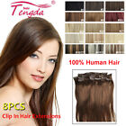 """Hot Sale Remy 100%Human Hair Invisible Wire Handband Human Hair Extension26""""110G"""