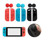 Antislip Handle Silicone Cover Case Thumb Stick Cap Guards for Nintendo Switch