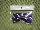 New Assorted Color Bow tie Tuxedo Bow tie Adjustable neck Band for easy sizing