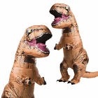 Rubies Adults Official Jurassic World Inflatable T-Rex Dinosaur Fancy Costume