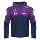 NRL 2017 Hoodie - Melbourne Storm - Workout Players Squad Hoody Jumper - BNWT