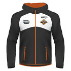 NRL 2017 Hoody Hoodie - West Tigers - Workout Players Squad Hoody Jumper - BNWT