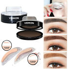 Eyebrow Shadow Definition Makeup Brow Stamp Powder Palette Powder Makeup