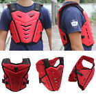 S-XXL Motorcycle Biking Scooter Vest Guard Chest Protector Sport Body Armor Gear