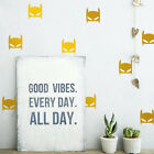 1set Multicolor Removable Home Batman Wall Stickers Art Room Decoration