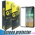 3D Full Screen Soft Edge iPhone Xs,8,8+,X,7,7+Tempered Glass Screen Protector