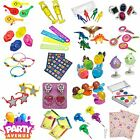 Childrens Party Favours Loot Bags Fillers Toys 4 Packs Birth