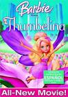 Barbie Presents Thumbelina (DVD, 2009)