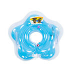 Baby Infant Neck Float Collar Kids Ring Aerated Swimming Lifebuoy Tube Safety фото