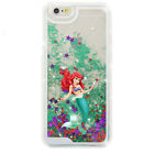 Cute Disney Cartoon Crystal Quicksand Glitter Case For iPhone 5 6/7 8Plus