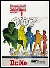 Dr No 3  British Movie Posters Classic & Vintage  Films £15.99 GBP on eBay