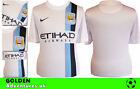 *13 / 14 - NIKE ; MANCHESTER CITY  3RD AWAY SHIRT SS / PERSONALIZED = SIZE*