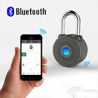 Smart Bluetooth Padlock Master Keys Types Wireless Control Lock with APP Control