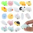 Mochi Soft Animal Squeeze Stretch Compress Squishy Decompression Toys Art